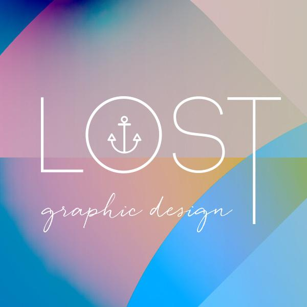 Logo-lost-graphic-design
